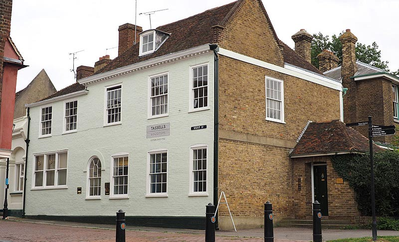 Tassells Solicitors in Faversham