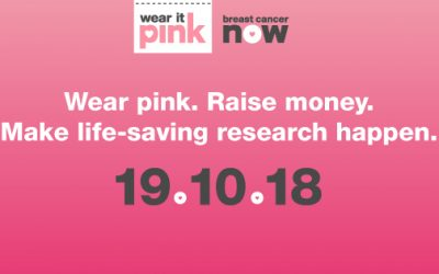 We will wear it pink, will you?