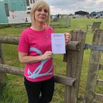 Tracey's Skydive